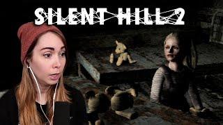 You snotty little brat! - Silent Hill 2 [3]