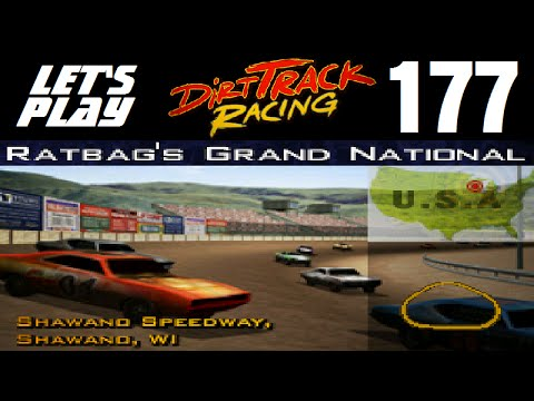 Let's Play Dirt Track Racing - Part 177 - Y12R25 - Eagle Raceway