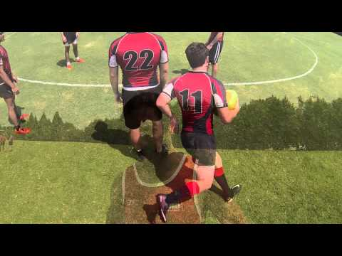UGA Rugby Drills: Defense Structure Drill