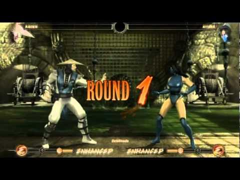 Mortal Kombat 9 Klassic Sounds