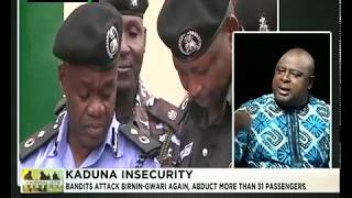 Journalists' Hangout 24th May 2018 | Amnesty makes sex-for-food claims against Nigerian military