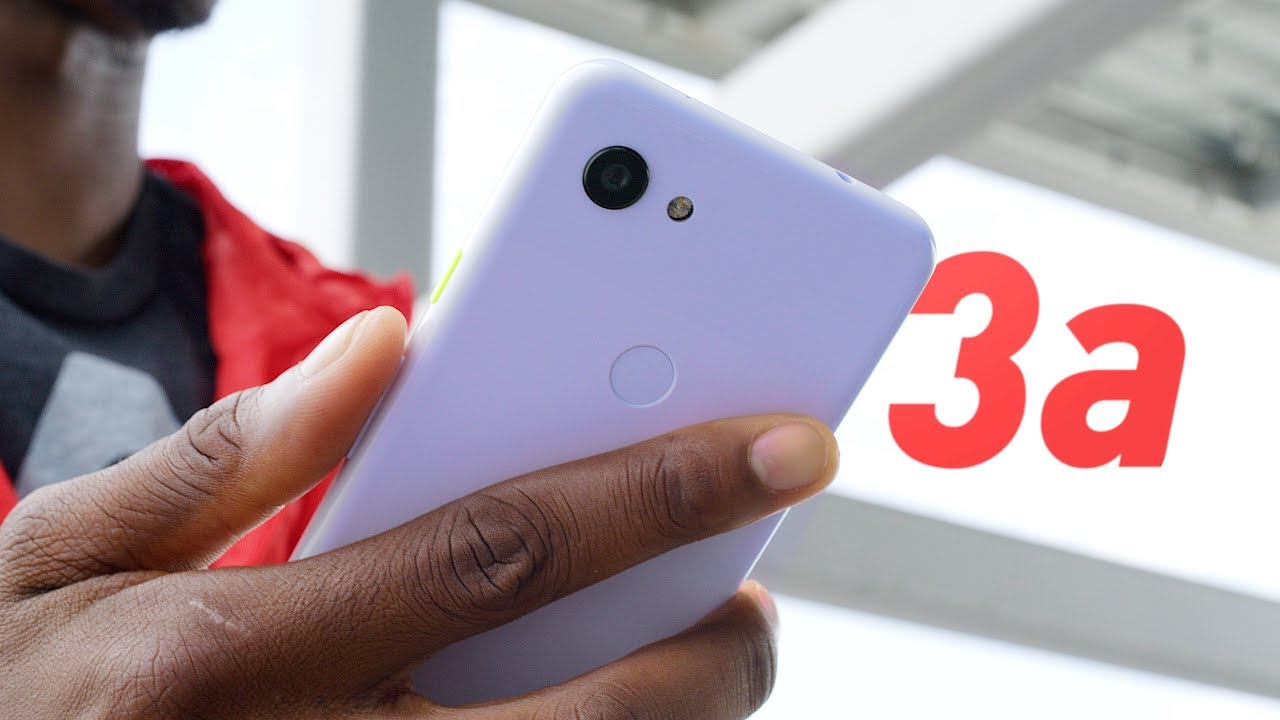 Google Pixel 3a Review: A for Ace!