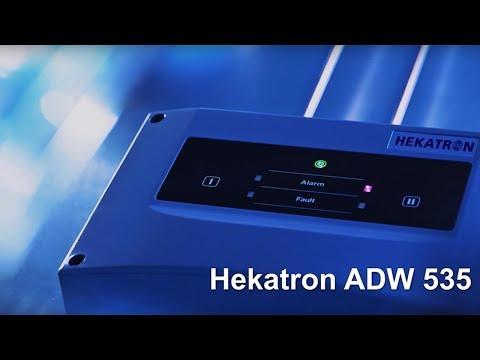 Hekatron linienförmiger Wärmemelder ADW 535