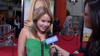 Taylor Spreitler Interview: