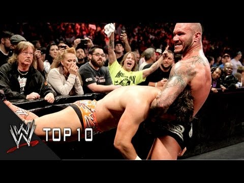 Viper's Vicious Moments - WWE Top 10