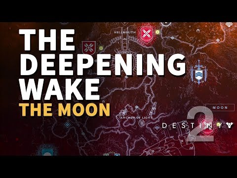 The Deepening Wake Destiny 2 Quest