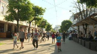 В Ярославле возобновили работу рестораны, спортивные секции, фитнес-клубы, музеи