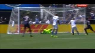 Serge Aurier Goal | Inter Vs Paris SG 0-1 | ICC | 24/07/2016