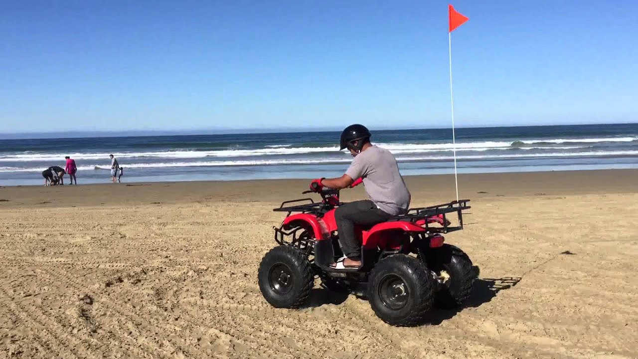 Pismo Beach California Camping 8 Atv 10 2017