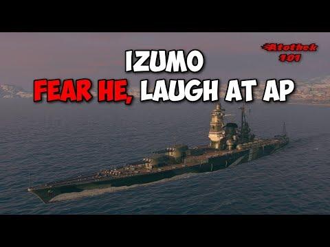Izumo - Fear HE, Laugh at AP