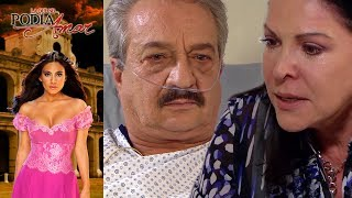 La que no podía amar: Rosaura le revela a Federico que Ana Paula es su hija | Escena - C18