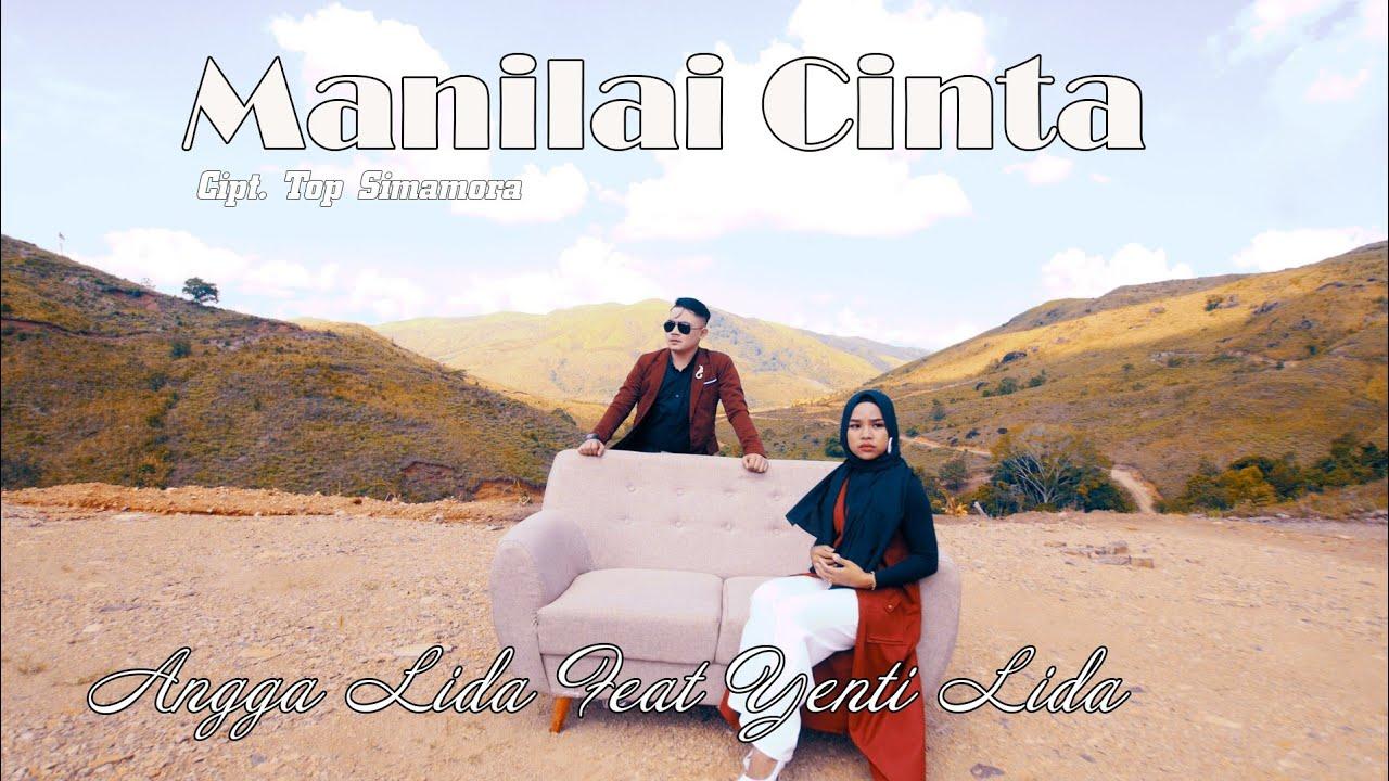 Manilai Cinta - Angga Lida feat Yenti Lida