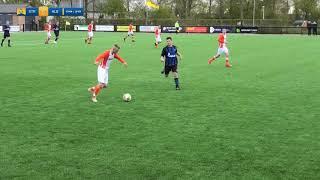 Streefkerk  -  Alblasserdam 2 - 1