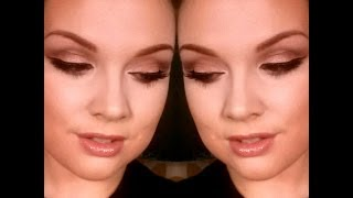 Summer Bronze Makeup Tutorial Thumbnail