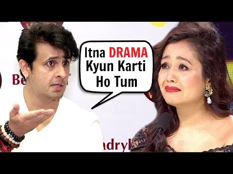 Sonu Nigam Insults Neha Kakkar & Indian Idol Season 10 Judges