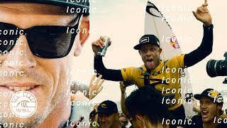 Mick Fanning Is Iconic By Nature.