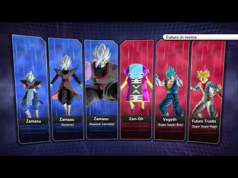 DRAGON BALL XENOVERSE 2 IN DRAGON BALL SUPER MOD PC - EXHIBITION MATCH VS CPU