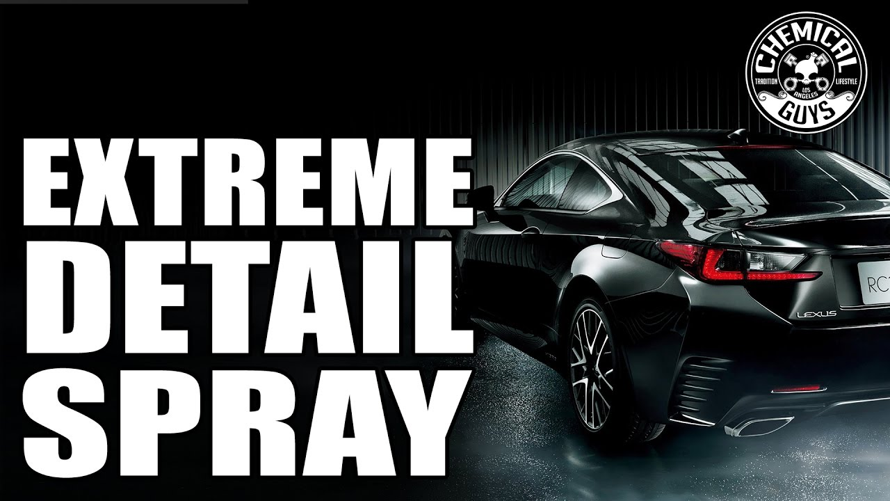 How To Clean And Detail Black Cars - Chemical Guys Car ...  |Clean Black Truck