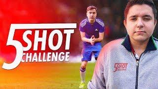 5 Shot Challenge : GoodMax vs Romaroy #5