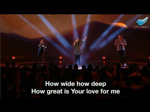 Amazed (Jared Anderson) & Greater Are You (CityWorship) @CHC // Alison Yap