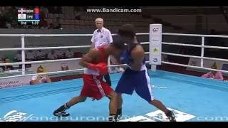 Dominican Republic vs Chinese Taipei boxing OLYMPIC Qualification Event