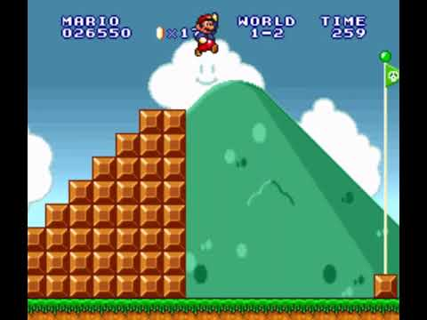 Super Mario Bros (ALL STARS) Part 1: Gaming Begins Here