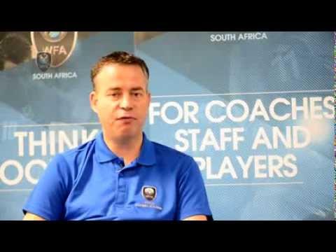 2013 World Football Academy South Africa promo with Raymond Verheijen