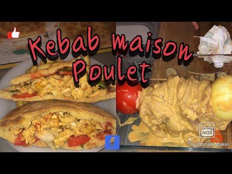 kebab-maison-poulet-🥙-recette-facile