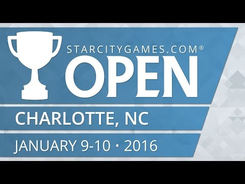 SCGCHAR - Modern - Round 6 - Todd Anderson Vs Bill Carswell