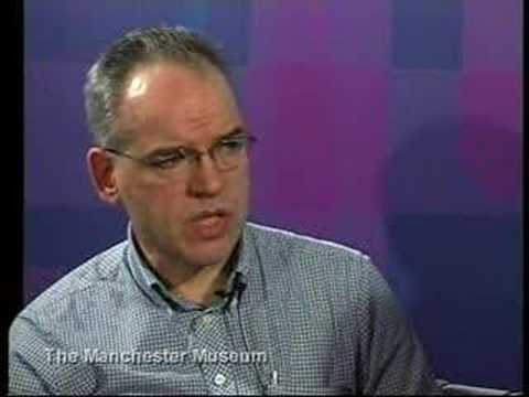 Lindow Man - Andy Mould's discusses the discovery pt2