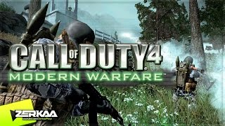 I CAN PLAY PC! | Call of Duty 4: Modern Warfare (PC)
