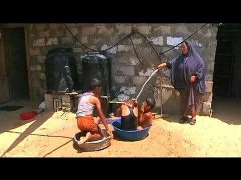 الأمم المتحدة تدعو لإنهاء أزمة غزة وسط حر الصيف القائظ  - 21:21-2017 / 8 / 11