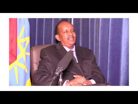 Interview with H.E Yonas Yosef-State Minister-Ethiopia's Ministry of Foreign Affairs