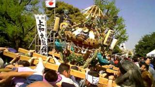 上野上野恩賜公園に鎮座されております西郷隆盛像前にて川崎道祖神さま...