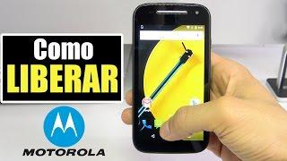Como Liberar un Motorola Moto E / Moto G / Moto X / Etc. Como Desbloquear por IMEI