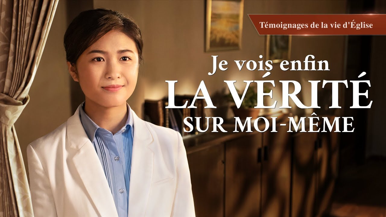 Témoignage chrétien en français 2020 « Je vois enfin la vérité sur moi-même »