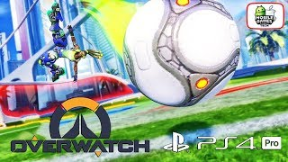 LucioBall Gameplay PS4 Pro - Overwatch Summer Games 2017