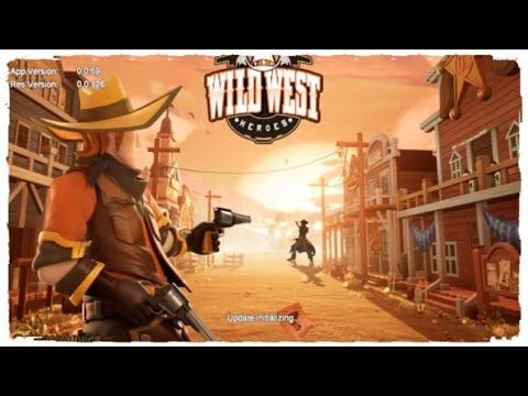 Wild West Heroes Gameplay Android | New Mobile Game