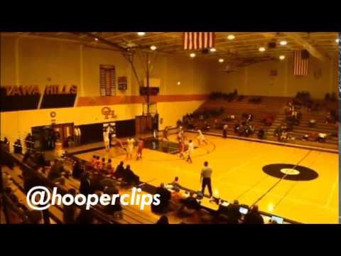 Jason Williams 2016 PG Allen Academy || @HooperClips