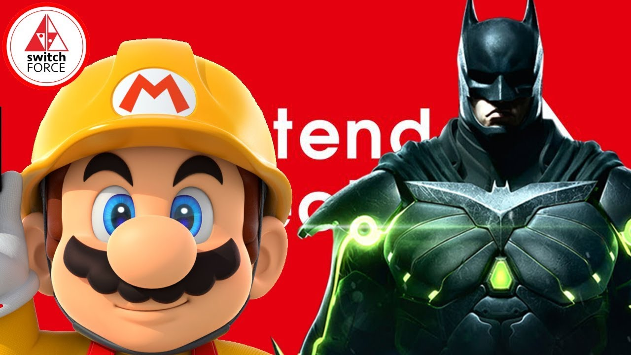 7 Switch Games That Could Still Come Out In 2018 Youtube