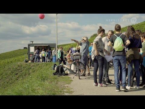 Tobias Rehberger: Rehberger-Weg, 24 Stops
