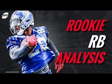 Rookie Running Back Analysis: Preseason Week 1 | PFF