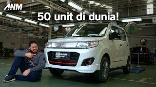 Suzuki Karimun Wagon R 50th ANNIVERSARY EDITION