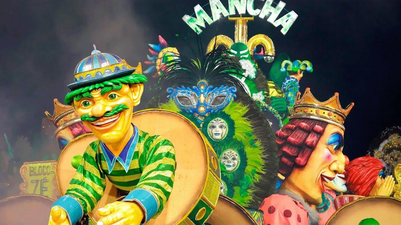 Samba Enredo Mancha Verde 2017 (Zé do Brasil)