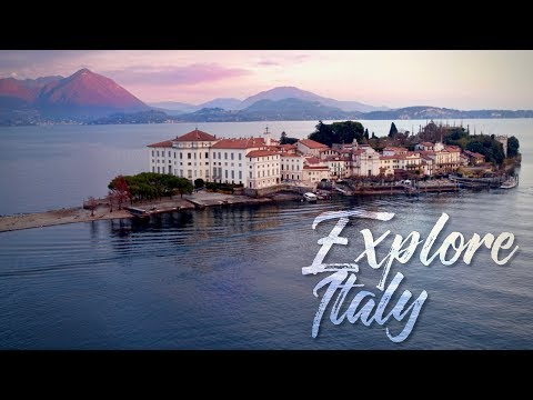 Explore Italy | Italy Travel Guide by Drone | Episode 1 | 4K Video