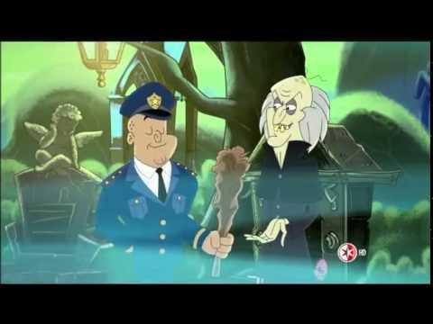 El Chapulín Colorado Animado - Episodio 9: ¿Aquí es donde vive el muerto?