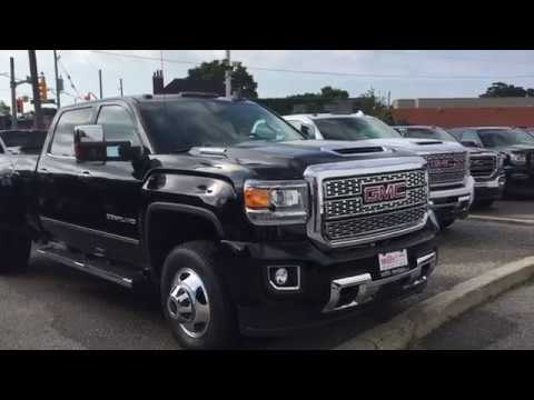 2019 GMC Sierra 3500HD 4WD Dually LongBox Denali 6.6L ...