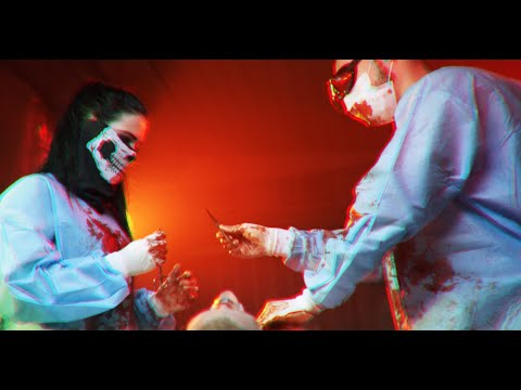 "NECRO - ""BEAUTIFUL MUSIC FOR YOU TO DIE TO"" OFFICIAL VIDEO - Death Rap - Heart Surgery - Organ Theft"