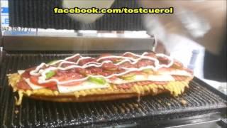Gaziantep Usulü Sebzeli (Ayvalık) Tost Nasıl Yapılır?