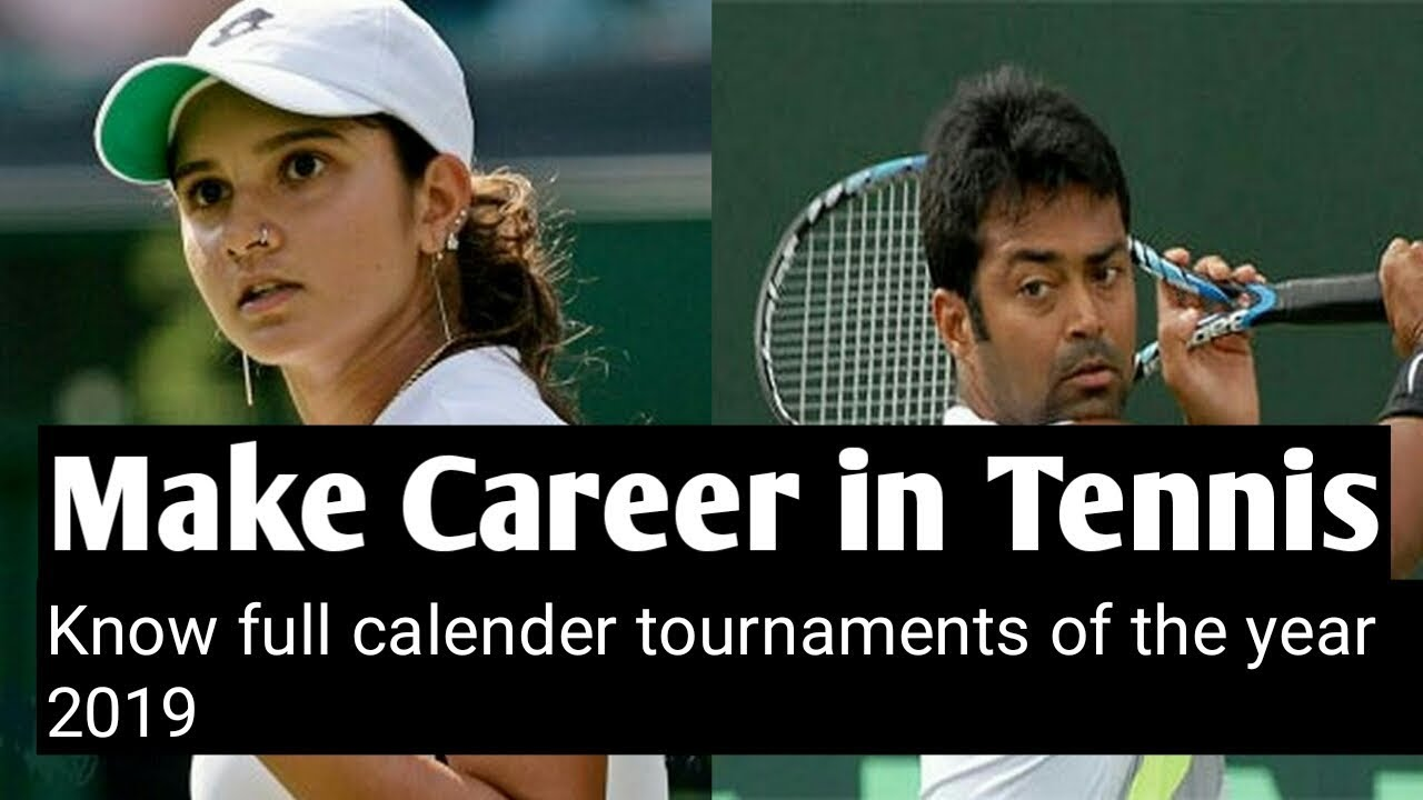All Tennis tournament dates, registration-know everything ...